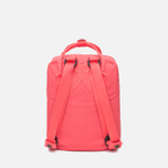 Рюкзак Fjallraven Kanken Mini Peach Pink фото- 3