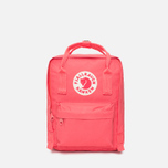 Рюкзак Fjallraven Kanken Mini Peach Pink фото- 0
