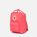 Рюкзак Fjallraven Kanken Mini Peach Pink фото- 1