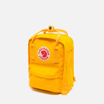 Рюкзак Fjallraven Kanken Mini Warm Yellow фото- 1