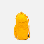 Рюкзак Fjallraven Kanken Mini Warm Yellow фото- 2