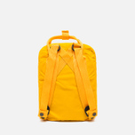 Рюкзак Fjallraven Kanken Mini Warm Yellow фото- 3