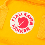 Рюкзак Fjallraven Kanken Mini Warm Yellow фото- 5