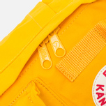 Рюкзак Fjallraven Kanken Mini Warm Yellow фото- 6