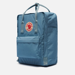 Fjallraven Kanken Backpack Sky Blue photo- 1