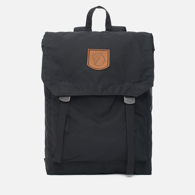 Рюкзак Fjallraven Numbers Foldsack No.1 Black