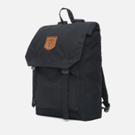 Рюкзак Fjallraven Numbers Foldsack No.1 Black фото- 1