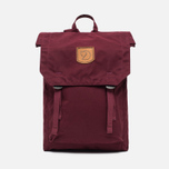 Рюкзак Fjallraven Numbers Foldsack No.1 Dark Garnet фото- 0