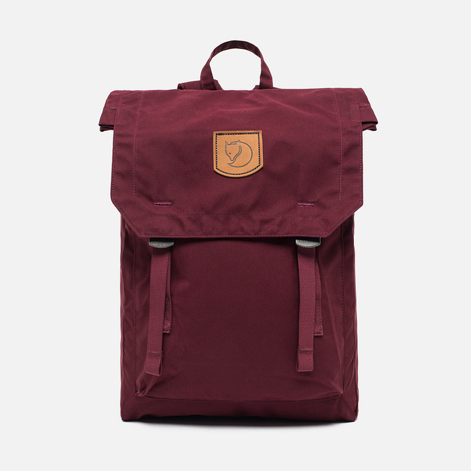 Рюкзак Fjallraven Numbers Foldsack No.1 Dark Garnet