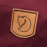 Рюкзак Fjallraven Numbers Foldsack No.1 Dark Garnet фото- 4
