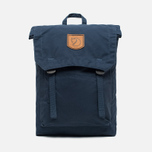 Fjallraven Numbers Foldsack No.1 Backpack Navy photo- 0