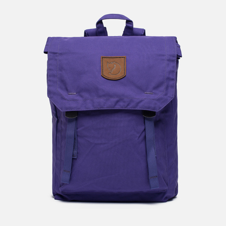 Рюкзак Fjallraven Numbers Foldsack No.1 Purple