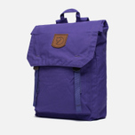 Рюкзак Fjallraven Numbers Foldsack No.1 Purple фото- 1