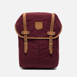 Рюкзак Fjallraven Numbers Rucksack No. 21 Medium Dark Garnet фото- 0