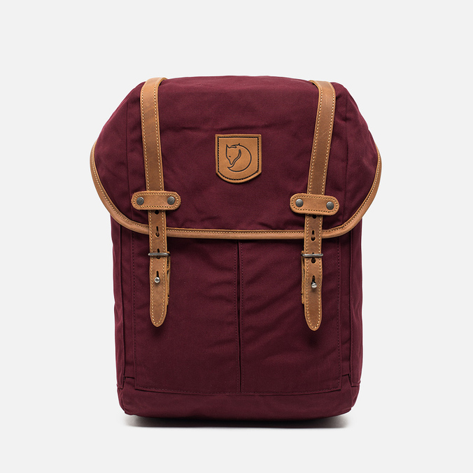 Рюкзак Fjallraven Numbers Rucksack No. 21 Medium Dark Garnet