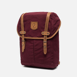 Рюкзак Fjallraven Numbers Rucksack No. 21 Medium Dark Garnet фото- 1