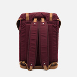 Рюкзак Fjallraven Numbers Rucksack No. 21 Medium Dark Garnet фото- 3