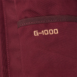 Рюкзак Fjallraven Numbers Rucksack No. 21 Medium Dark Garnet фото- 7