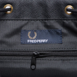 Рюкзак Fred Perry Gingham Grey/Black фото- 7