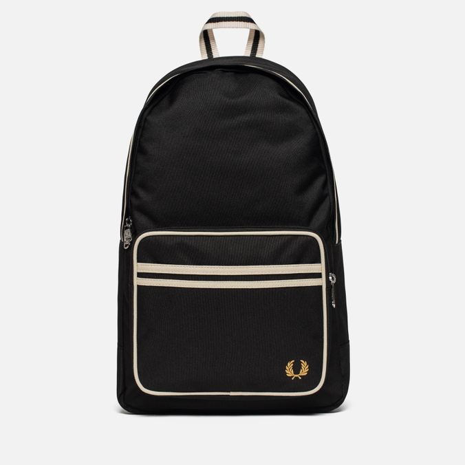 Рюкзак Fred Perry Twin Tipped Black