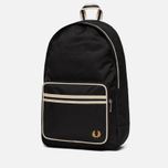 Рюкзак Fred Perry Twin Tipped Black фото- 1