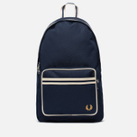 Рюкзак Fred Perry Twin Tipped Navy фото- 0