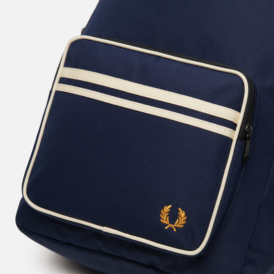 Рюкзак Fred Perry Twin Tipped Navy/Ecru