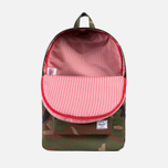 Herschel Supply Co. Classic Backpack Woodland Camo photo- 3