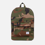 Рюкзак Herschel Supply Co. Classic Woodland Camo фото- 0
