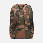 Рюкзак Herschel Supply Co. Heritage 21.5L Woodland Camo/Tan Synthetic Leather фото- 3