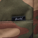Рюкзак Herschel Supply Co. Heritage 21.5L Woodland Camo/Tan Synthetic Leather фото- 5