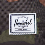 Рюкзак Herschel Supply Co. Heritage 21.5L Woodland Camo/Tan Synthetic Leather фото- 7