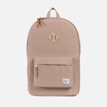 Herschel Supply Co. Heritage Backpack Brindle/Rubber photo- 0