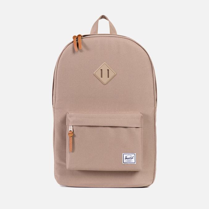 Herschel Supply Co. Heritage Backpack Brindle/Rubber