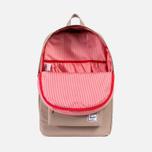 Herschel Supply Co. Heritage Backpack Brindle/Rubber photo- 3