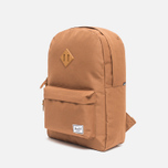 Рюкзак Herschel Supply Co. Heritage Caramel Rubber фото- 1
