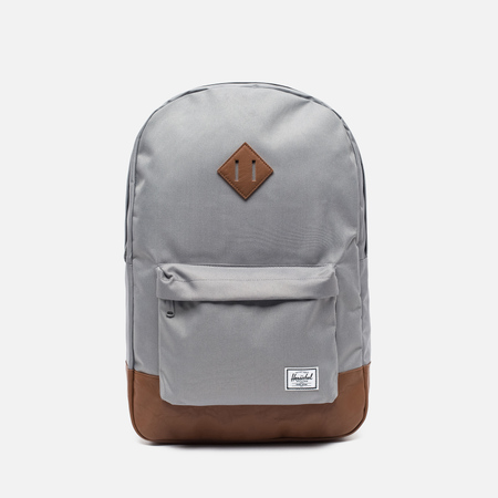 Рюкзак Herschel Supply Co. Heritage 21.5L Grey/Tan Synthetic Leather