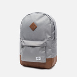 Рюкзак Herschel Supply Co. Heritage 21.5L Grey/Tan Synthetic Leather фото- 1