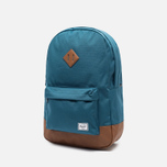 Рюкзак Herschel Supply Co. Heritage Indian Teal/Tan фото- 1