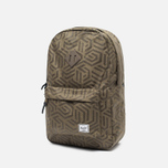 Herschel Supply Co. Heritage Backpack Metric/Black Rubber photo- 1