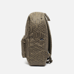 Herschel Supply Co. Heritage Backpack Metric/Black Rubber photo- 2