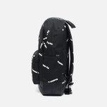 Рюкзак Herschel Supply Co. Heritage Mid Volume Black Code/Black фото- 2