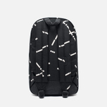 Рюкзак Herschel Supply Co. Heritage Mid Volume Black Code/Black фото- 3