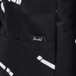 Рюкзак Herschel Supply Co. Heritage Mid Volume Black Code/Black фото- 7