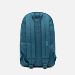 Рюкзак Herschel Supply Co. Heritage Mid Volume Indian Teal Rubber фото- 3
