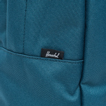Herschel Supply Co. Heritage Mid Backpack Volume Indian Teal Rubber photo- 8
