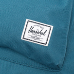 Рюкзак Herschel Supply Co. Heritage Mid Volume Indian Teal Rubber фото- 5