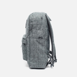 Рюкзак Herschel Supply Co. Heritage Mid Volume Scattered Raven Crosshatch/Black Rubber фото- 2