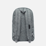 Рюкзак Herschel Supply Co. Heritage Mid Volume Scattered Raven Crosshatch/Black Rubber фото- 3