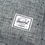 Рюкзак Herschel Supply Co. Heritage Mid Volume Scattered Raven Crosshatch/Black Rubber фото- 6